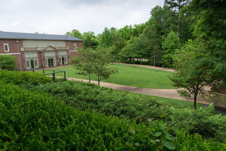 The Virginia Lawn