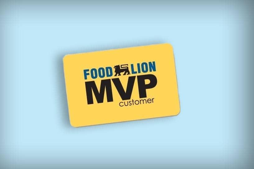 Food Lion MVP