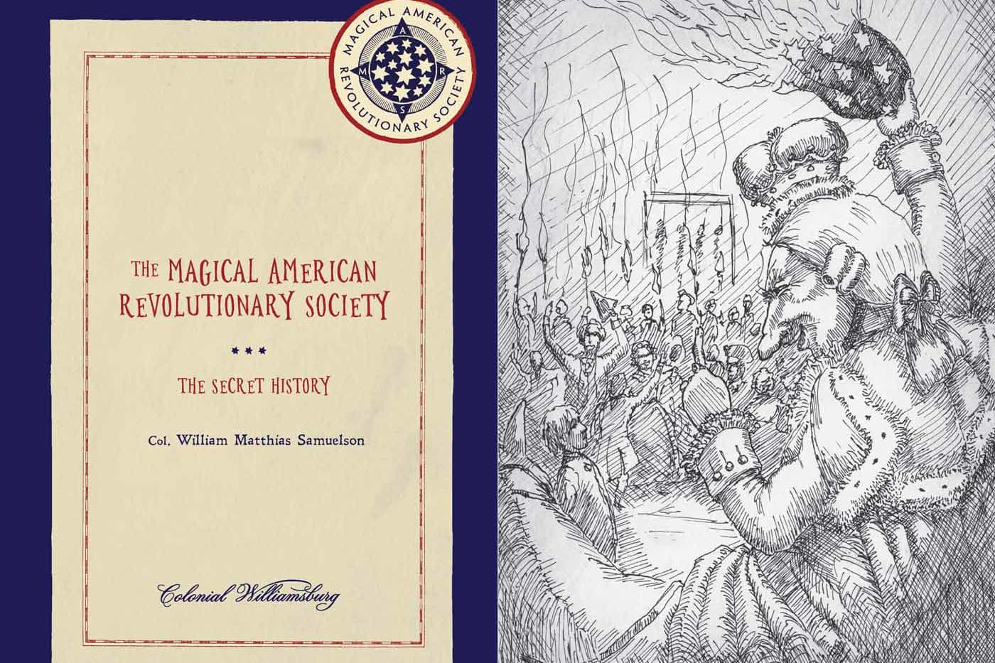 Magical American Revolutionary Society
