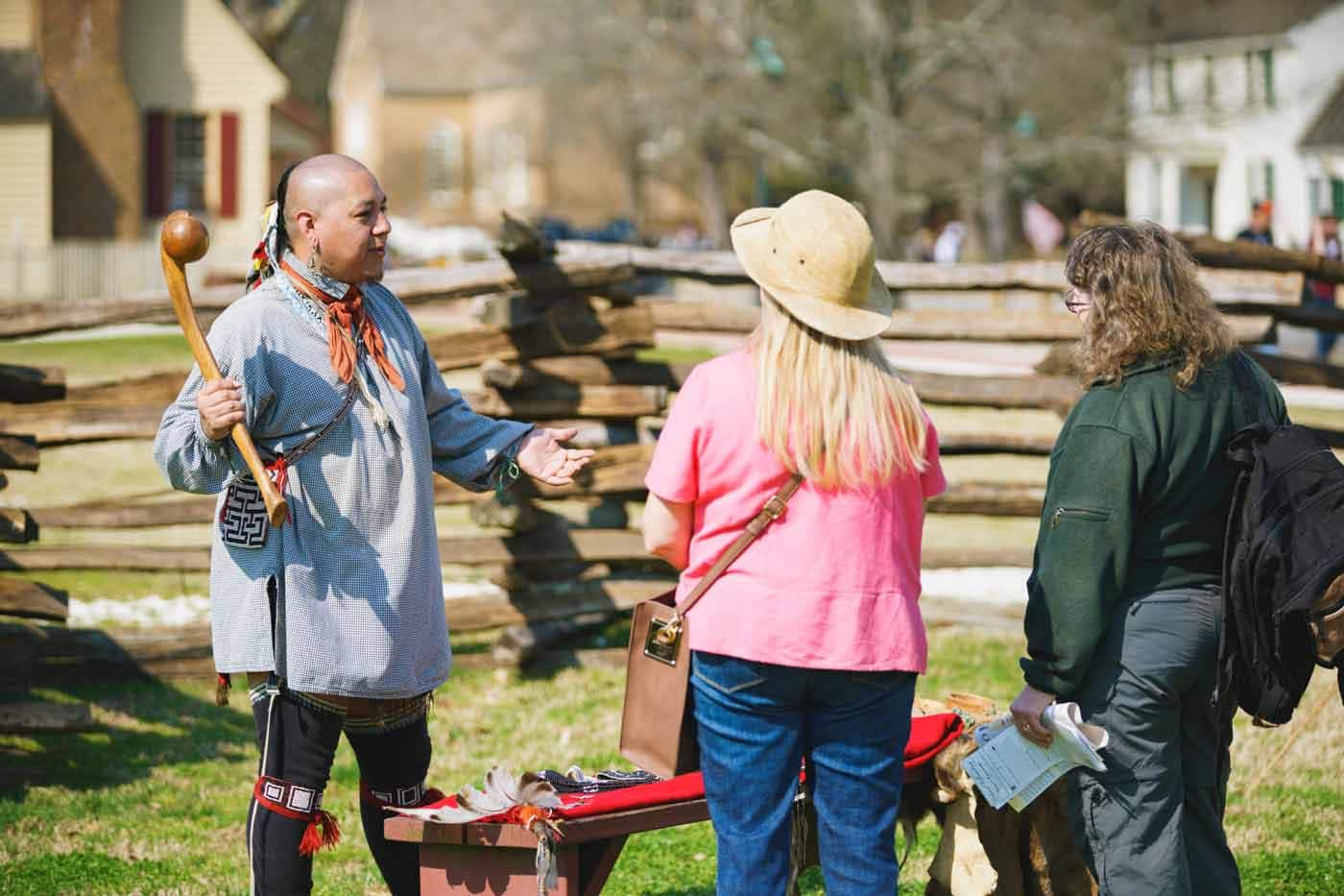 Native American Experience for Home Educators