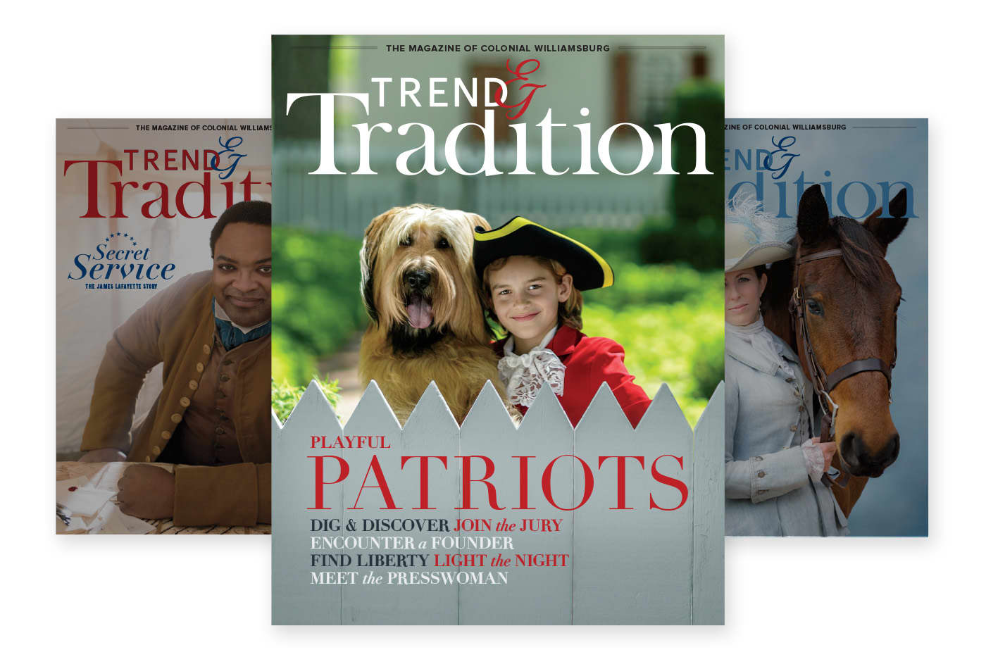 Trend and Tradition