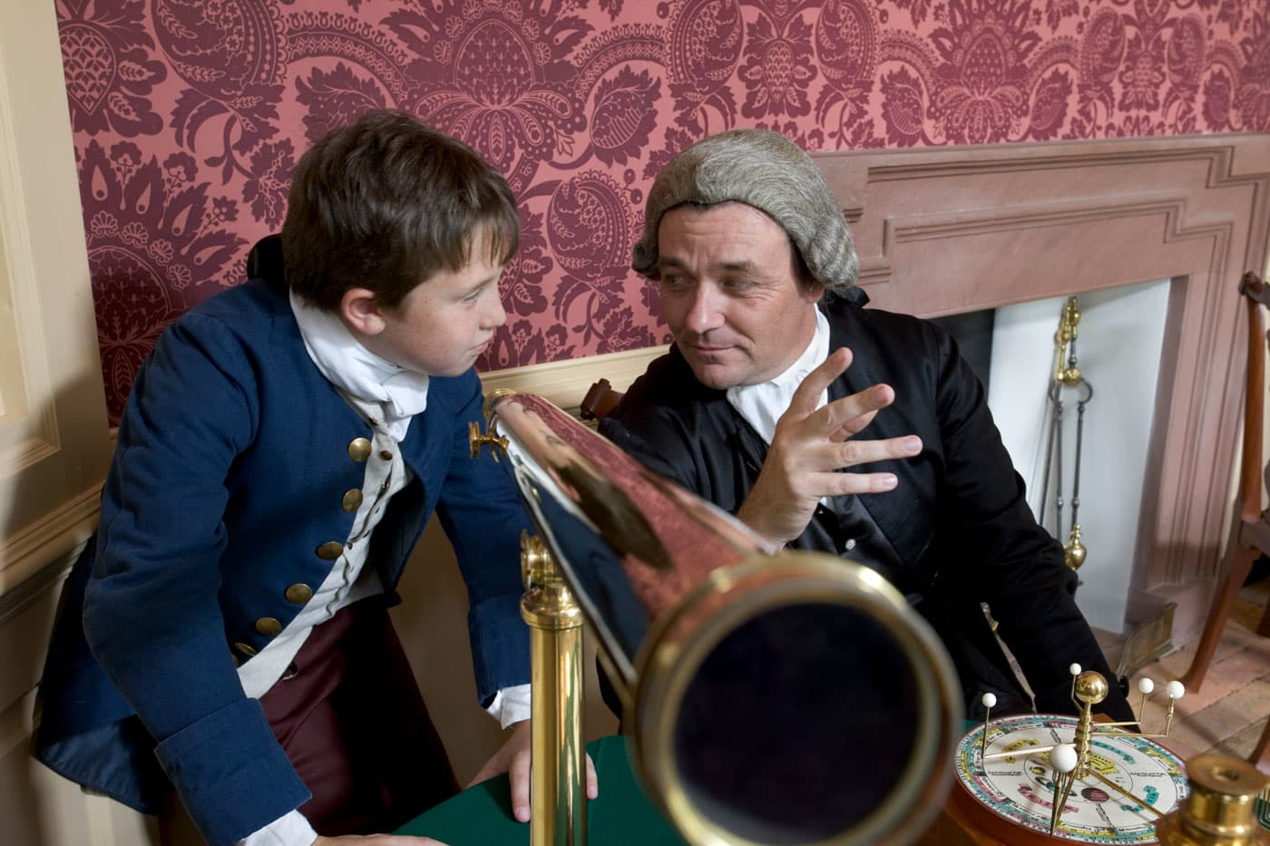 Popular Science: An 18th Century Science Lecture for Home Educators
