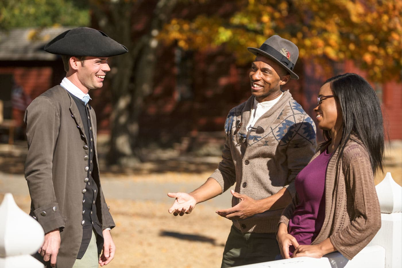 Colonial Williamsburg Tickets