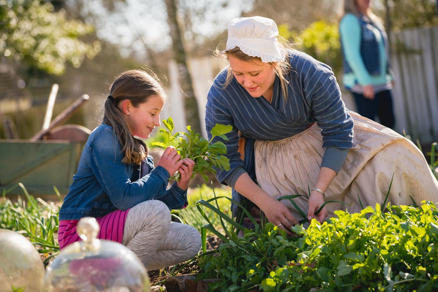 Colonial Williamsburg Garden Itinerary
