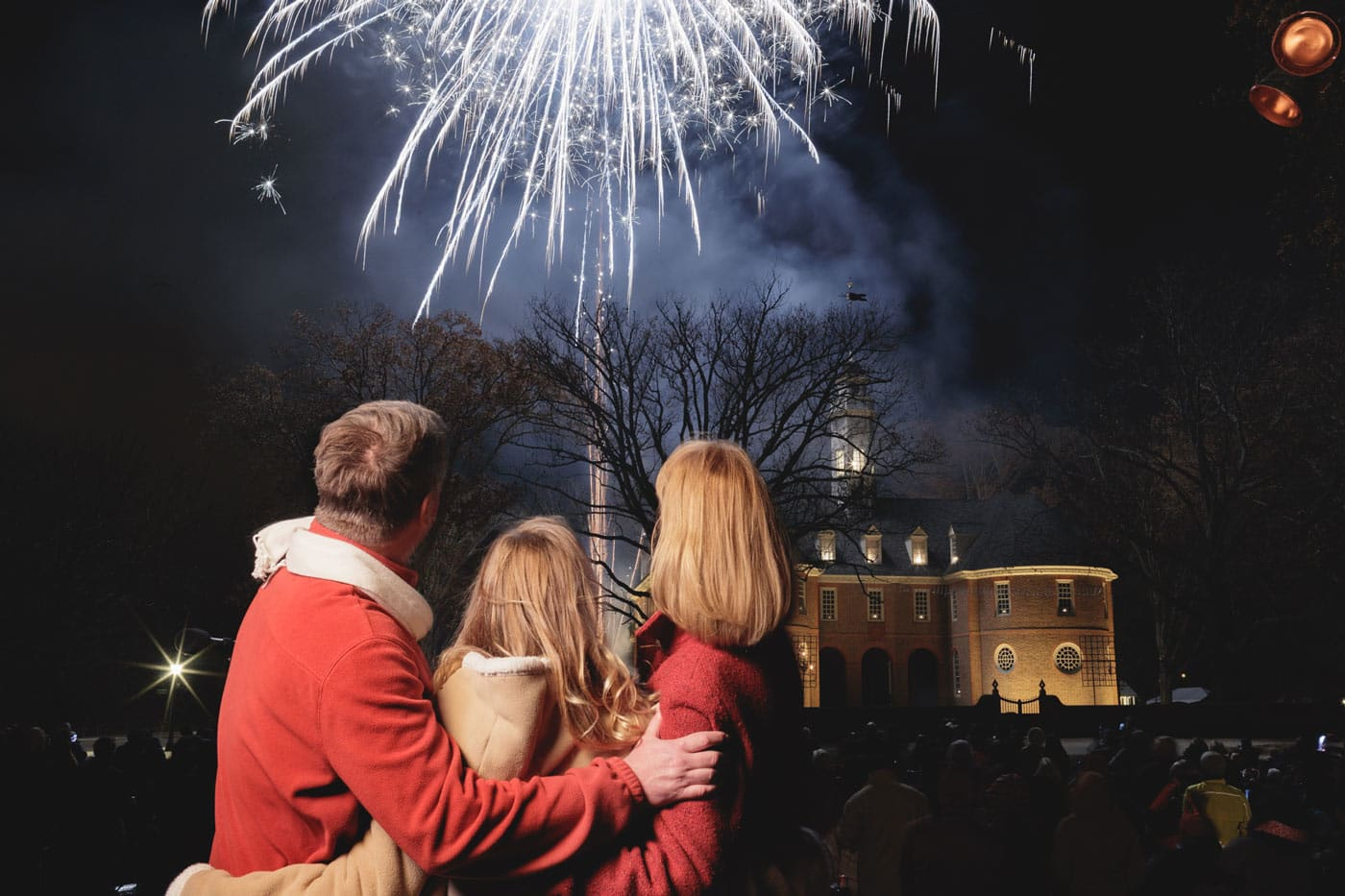 Colonial Williamsburg During the Holidays