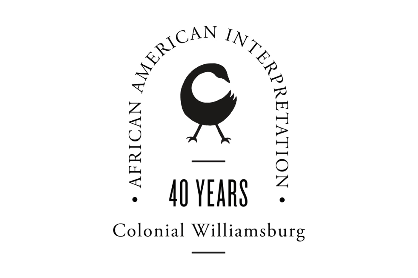 African American Interpretation 40th Anniversary