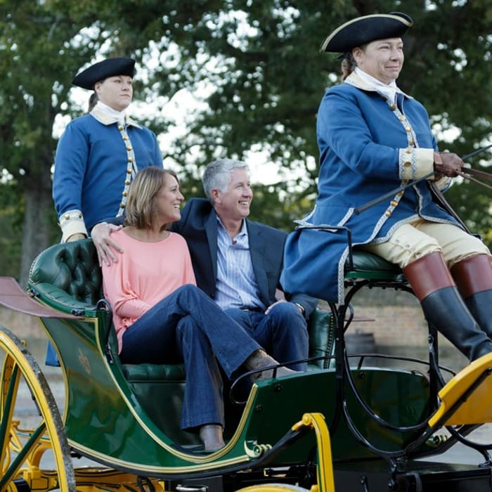 Enjoy your AARP benefits at Colonial Williamsburg