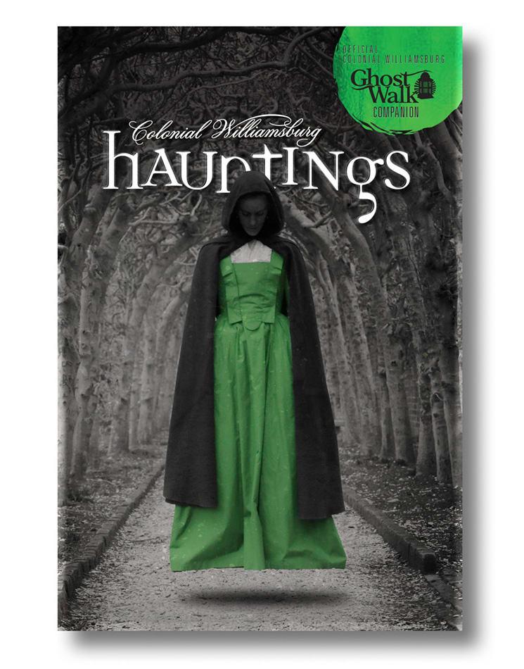 Colonial Williamsburg Hauntings Book