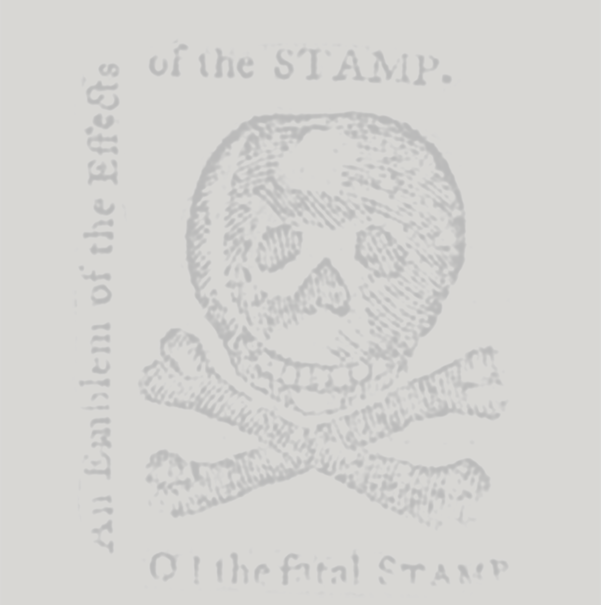 The Stamp Act