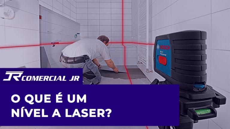O que é um Nível a Laser?