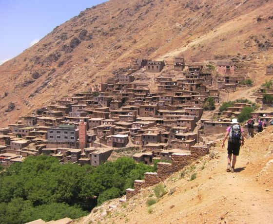 Day trip to the Imlil village from Marrakech