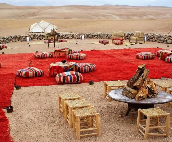 Day trip to the Agafay desert from Marrakech
