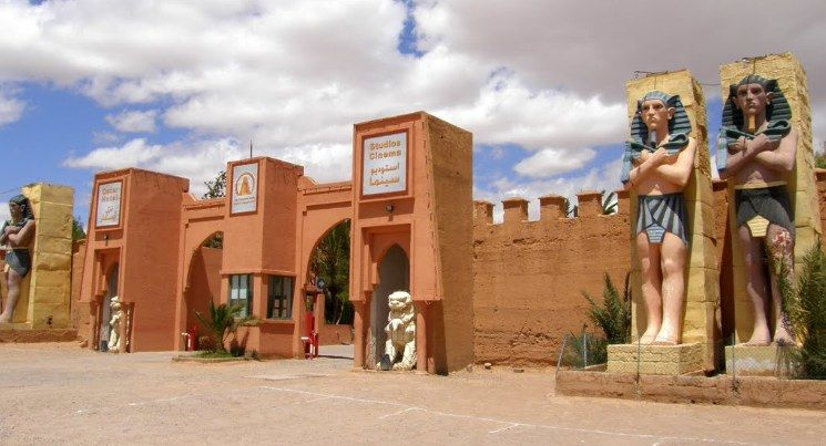 studio cinema in ouarzazate
