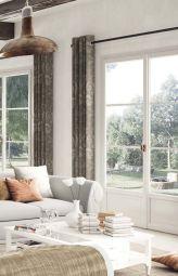 Fenêtre PVC Antalis - Antalis est votre fenêtre PVC comprenant 2 joints d'étanchéité, 5 chambres d'isolation sur le dormant et sur l'ouvrant vous assurant ainsi une belle performance thermique.