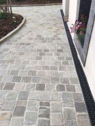 Sandstone Cobbles Grey