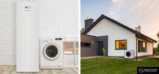 BOOSTHEAT.20 - BOOSTHEAT.20, LA CHAUDIERE LA MOINS ENERGIVORE * C'est une pompe à chaleur gaz, nouvelle génération utilisée comme solution de Chauffage et d'Eau Chaude Sanitaire, fabriquée en France EFFICIENTE : BOOSTHEAT.20 est un produit 2 en 1 qui réunit la fiabilité d'une chaudière à condensation et la performance énergétique d'une pompe à chaleur grâce au compresseur thermique breveté. ECONOMIQUE : BOOSTHEAT.20 réduit jusqu'à 2 fois votre consommation d'énergie et reste performante même par grand froid.  ECOLOGIQUE : BOOSTHEAT.20 utilise une part d'énergie renouvelable, elle divise par 2 les consommations d'énergie et les consommations de CO2. Elle utilise un fluide frigorigène naturel 2 000 fois moins polluant que les fluides HFC. Elle n'émet aucune particule fine. Classe énergétique : A++ DURABLE : BOOSTHEAT.20 est dotée d'une garantie réparabilité de 20 ans et d'une garantie 10 ans pièces et main d'œuvre.**   * Estimation Société à partir des rapports de tests des laboratoires externes (CETIAT et Gas.be). Données au 31/12/2018  ** sous réserve souscription contrat d'entretien