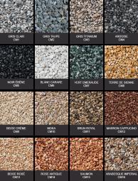 VY-STONE® - Les produits de la gamme VY&CO comme notre moquette de pierre VY-STONE® sont des revêtements uniques et hauts de gamme composés de marbre naturel roulés associés à différents types de résines spécifiquement sélectionnées.  De plus, notre résine possède des nombreux avantages ! En effet, nos revêtements en moquette de pierre VY-STONE® sont drainants. Ils préservent vos terrasses, vos allées et vos contours de piscine des accumulations d'eau.  La moquette de pierre est également facile à entretenir. De plus, elle est résistante aux UV et aux diverses conditions climatiques.   La personnalisation de votre résine, en jouant sur les différentes couleurs et les motifs, apportera un cachet certain à vos extérieurs comme à vos intérieurs.