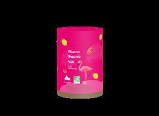 Organic Herbals Fruits - Yuzu Rasberry - Chaude ou glacée ?  Voici une Tisane BIO qui réveillera vos papilles par les saveurs fruitées et acidulées du YUZU et de la FRAMBOISE. Elle vous séduira par sa subtilité et par la fraîcheur des arômes qu'elle exalte lors de l'infusion mais aussi par sa jolie couleur rosée. De plus, emballée dans un bel étui rond cartonné recyclable, elle répond à l'air de la transition écologique. En effet, elle est proposée avec 2 options, soit en boite garnie de 15 sachets pyramides en fibres naturelles Bio, mais encore, en version vrac avec une poche fraicheur biodégradable.  Bonne pour la santé, bon pour la nature, il ne vous reste plus qu'à vous faire plaisir !