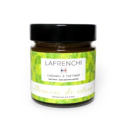 Lemon sweetness - Caramel spread - Le caramel, élégant avec sa texture coulante qui vous plonge en enfance avec ses notes de tarte au citron meringuée.