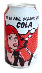OXFAM SODAS - Enfin une alternative bio, équitable et gourmande aux sodas actuels !  Découvrez 4 sodas : - Cola - Ice Tea - Limonade - Pétillant pommes gingembre