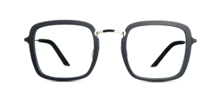 Monoqool Cookie Jar CJ glasses - 3D printed glasses from Denmark. Made without any screws and soldering.