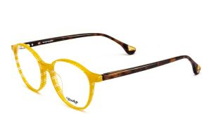 LULO - Italian acetate frame with front laminate Frame size: 49-17-140 German OBE Spike Hinges 5 references available