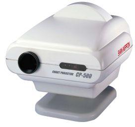 CP500 - Luminosité et projection uniforme (Lampe LED) 50 planches et 38 masques disponibles