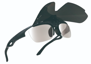 SPORT OPTICS (Style #8798B ) - Our Sport optics eyewear has been popular over 10 years. Last year, we promoted one new style #8798B and obtained an excellent response at 2019 Silmo fair. Therefore, we would like to recommend this model based on Nylon suspension corrective rim which can be assembled by a prescription lens. Moreover, we use a cylinder lens which looks more sporty without touching eyelash.