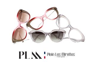 Plein Les Mirettes / French Eyewear
