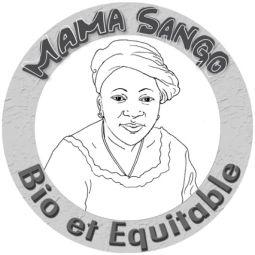 MAMA SANGO AU VRAI KARITÉ logo