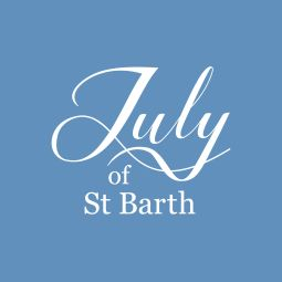 JULY OF ST BARTH logo