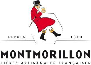 LES BIÈRES DE MONTMORILLON logo