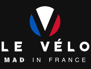 Le Vélo, Mad in France logo