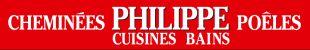 CHEMINEES PHILIPPE logo