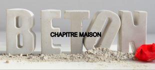 CHAPITRE MAISON