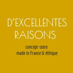 D'EXCELLENTES RAISONS logo