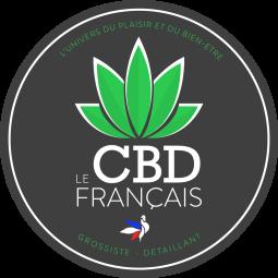 LE CBD FRANCAIS logo