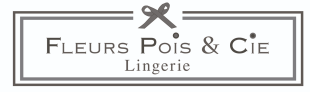 Fleurs Pois & Cie Lingerie logo
