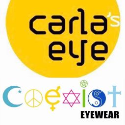 COEXIST Eyewear Lunettes