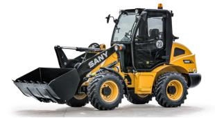 SW075/SW085 - Chargeuses sur pneus compacts 4 150 / 4 350 kg