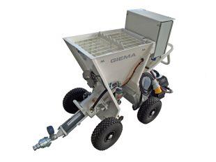Gamme de machine électrique 230 V - Machines à projeter et malaxeurs électrique en 230 V