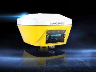 Leander - Base/Mobile GNSS avec compensateur d'inclinaison