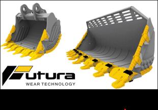 Futura Twister - Système complet de pièces pouvant être utilisé en remplacement ou avec les pièces Esco SuperV. Il existe également une solution hammerless : TWISTER HAMMERLESS disponible à partir de la taille 59.