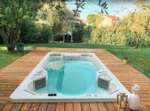 14AX - Swim Spa
