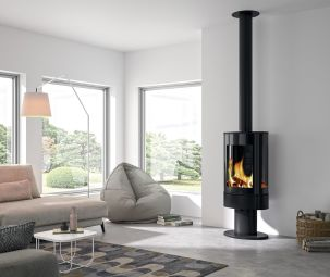 LOZARI - manufacturer of fireplaces, inserts and wood stoves. Sale of fireplaces, inserts, wood stoves, pellet stoves