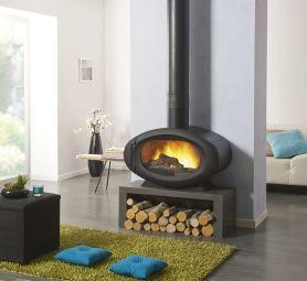 ETIVAL - fabricant de cheminées, inserts et poêles à bois.  Vente de cheminées, inserts, poêles à bois, poêles à granulés
