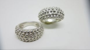 Ring Mille Feux - Ring in Sterling Silver