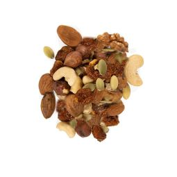 Organic mix of seeds and nuts special athletes - Each sachet contains the recommended daily intake of seeds to meet the needs of athletes. No added sugar, salt and uncooked