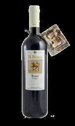 Il Bisso - IGT Terre siciliane - Il Bìsso, âme sicilienne. Rouge intense et profonde aux reflets violets. Avec l'évolution en bouteille, il prend des reflets grenat. Au nez, il est riche et intense, épicé et fruité avec des notes distinctives de mûre et de gingembre.Un goût corsé et velouté, avec un grand équilibre et une longue persistance.