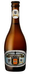CAP D'ONA ORGANIC WHITE WEISENBIER - Weisenbier type organic white beer, ultra light, long and velvety in the mouth. Fine, sweet and thirst-quenching beer. It is extremely easy to drink. Summer and pleasure beer par excellence, to be consumed chilled.
